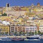 Cagliari porto Sardegna