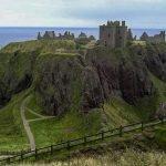 Castello Dunnottar Stonehaven Scozia