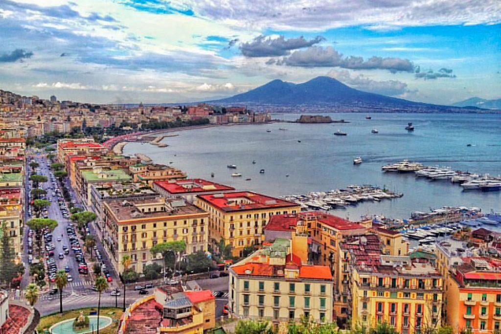 Napoli, Capri, Pompei, e le altre perle Campane
