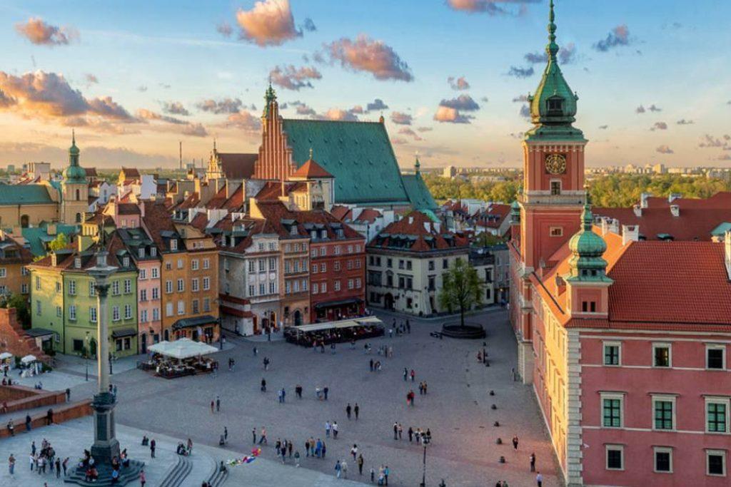 Cracovia e Varsavia: scopri il meglio della Polonia
