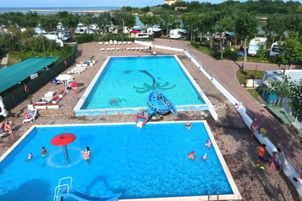 Costa veneta: mare e piscine per divertirti con la tua famiglia